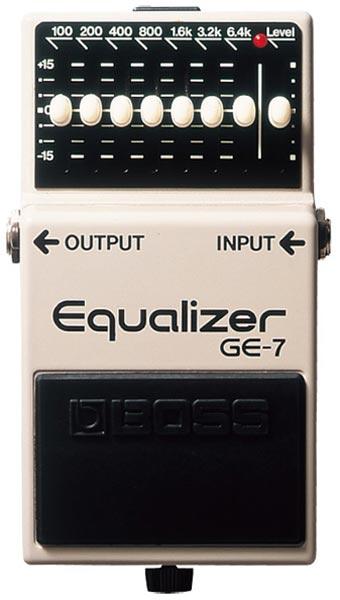 ギター用アクセサリー・パーツ, エフェクター BOSS GE-7 Equalizer ikbp5