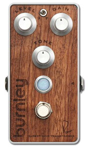 【エフェクター】Bogner BURNLEY RUPERT NEVE DESIGNS DISTORTION [Bubinga exotic hardwood to...