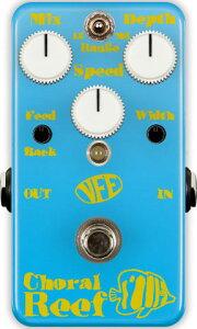 �ڥ��ե��������ۡ�ʤ���Ź�������ʥݥ����5�ܤǤ���VFE pedals Choral Reef