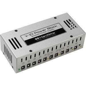 【パワーサプライ】DigiTech HardWire V-10 Power Block 【11月上旬入荷予定】