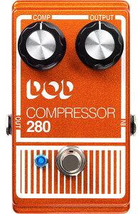 【エフェクター】DOD Compressor 280 【11月下旬入荷予定】