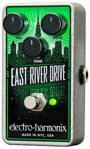 【エフェクター】Electro Harmonix East River Drive