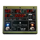 Free The Tone FLIGHT TIME DIGITAL DELAY [FT-1Y] 【新製品AMP/FX】