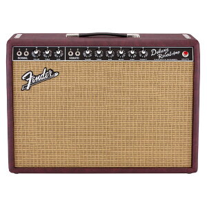 "【ギターアンプ】Fender USA '65 Deluxe Reverb ""Bordeaux Blues"" FSR 【2014年1月中旬入荷予..."