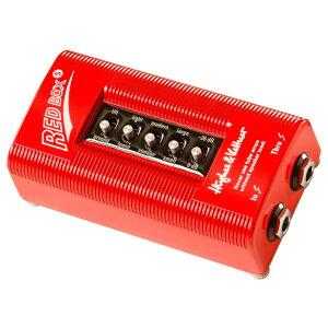 【ギターキャビネット・シミュレーター】Hughes & Kettner Guitar Cabinet Simulator RED BOX 5