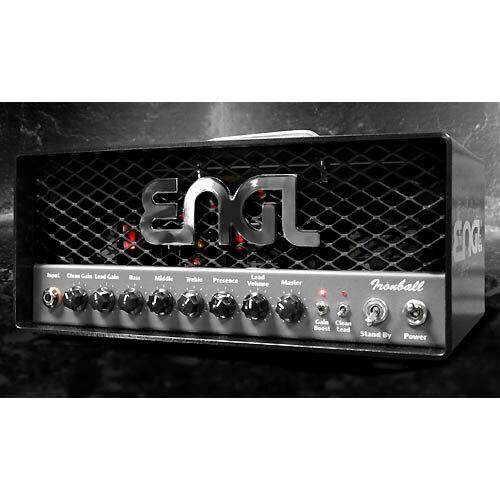 ギター用アクセサリー・パーツ, アンプ ENGL Ironball E606
