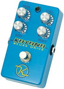 【エフェクター】Keeley Electronics Katana Blues Drive 【11月11日発売予定】 【新製品AMP/FX】