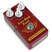 MAD PROFESSOR New Fire Red Fuzz 【特価】