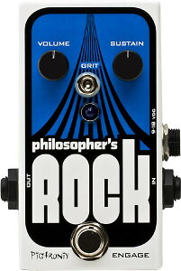 【エフェクター】PiGtRONiX Philosopher's Rock