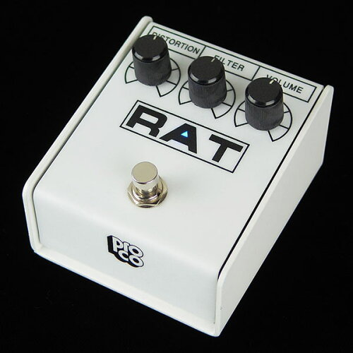 "Pro-co RAT 2 WHITE ""IKEBE 40th Anniversary"" [熱い要望にお応えして限定再生産] 【新製品AMP/F..."