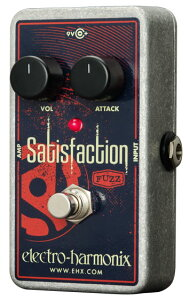 【エフェクター】Electro Harmonix Satisfaction