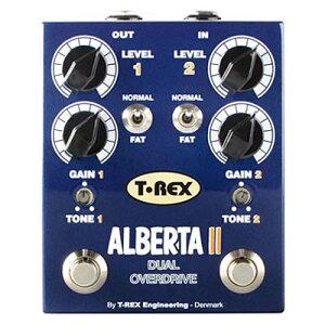 【エフェクター】T-rex ALBERTA II