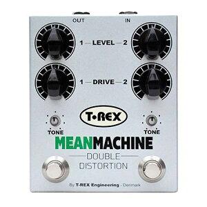 【エフェクター】T-rex MEAN MACHINE