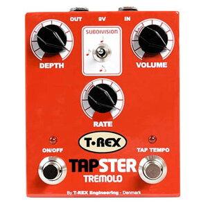 【エフェクター】T-rex TAPSTER