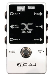 【ラインセレクター】CAJ X.Select