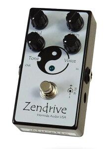 【エフェクター】Hermida Audio Technology Zendrive 【新製品AMP/FX】
