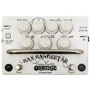 【エフェクター】★今なら当店内全商品ポイント5倍です!ORANGE BAX BANGEETAR Guitar Pre-EQ [...