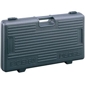 【エフェクターボード】★今なら当店内全商品ポイント5倍です!BOSS BCB-60 Pedal Board 【台数...