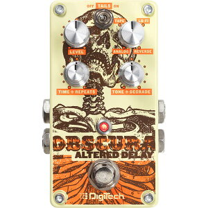�ڥ��ե��������ۡ�ʤ���Ź�������ʥݥ����5�ܤǤ���Digitech Obscura [Altered Delay Pedal]