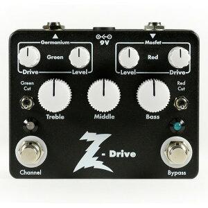 【エフェクター】★今なら当店内全商品ポイント5倍です!Dr.Z Z-Drive 【10月中旬発売予定】