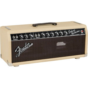 �ڥ���������ס�Fender USA FSR ��65 Deluxe Reverb Head Blonde ��12���������ͽ���