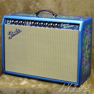 "Fender USA '65 Deluxe Reverb ""Blue Flower"""