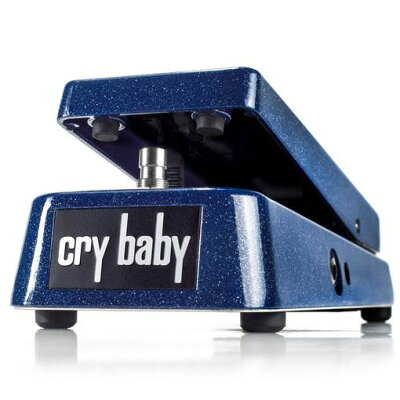Dunlop GCB95 Crybaby Blue Sparkle 【限定品】 【新製品AMP/FX】