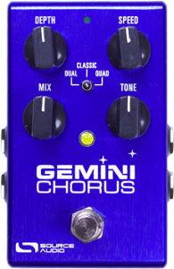 【エフェクター】★今なら当店内全商品ポイント5倍です!SOURCE AUDIO One Series Gemini Chorus