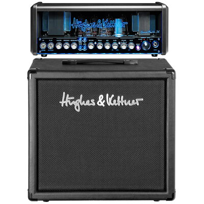 Hughes & Kettner GrandMeister 36 Head & TubeMeister112 Cabinet set [Belden Speaker Cable プレゼント]【特価】