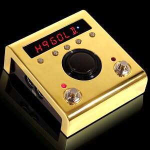 【エフェクター】Eventide H9 MAX GOLD Limited Edition [世界限定99台]