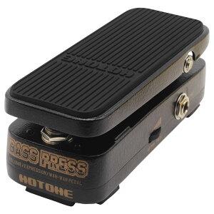 �ڥ��ե��������ۡ�ʤ���Ź�������ʥݥ����5�ܤǤ���HOTONE BASS PRESS [Volume & Expressi...