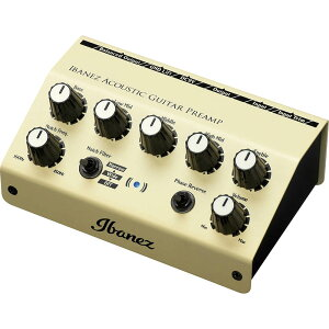 Ibanez AGP10 [Electric Acoustic Guitar Outboard Preamp] 【12月11日発売予定】