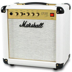 "【ギターアンプ】Marshall JCM-1C White ""IKEBE 40th Anniversary"" 【新製品AMP/FX】"