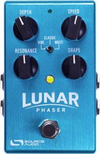 【エフェクター】★今なら当店内全商品ポイント5倍です!SOURCE AUDIO One Series Lunar Phaser