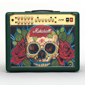 【ギターアンプ】Marshall JVM215T2 by Antony Flemming [Custom Shop Tatoo Series]