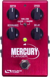【エフェクター】★今なら当店内全商品ポイント5倍です!SOURCE AUDIO One Series Mercury Flanger