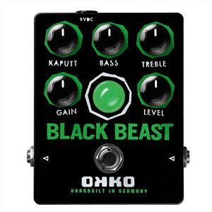 【エフェクター】OKKO BLACK BEAST
