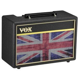 【ギターアンプ】★今なら当店内全商品ポイント5倍です!VOX Pathfinder10 Union Jack Black 【...