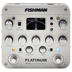 【プリアンプ/D.I.】FISHMAN PLATINUM PRO EQ