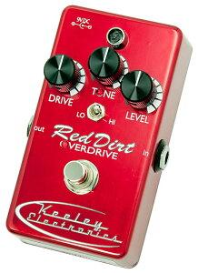 【エフェクター】Keeley Electronics Red Dirt JP Mod 【2月3日発売予定】