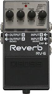 �ڥǥ������С��֡ۡ�ʤ���Ź�������ʥݥ����5�ܤǤ���BOSS RV-6 [Digital Reverb] ��8��...