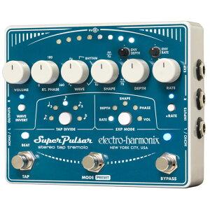 �ڥ��ե���������Electro Harmonix Super Pulsar [Stereo Tap Tremolo/Panner] ��2���������ͽ...