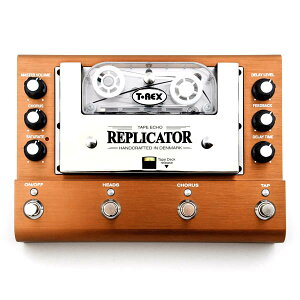 T-rex Replicator [TAPE ECHO]