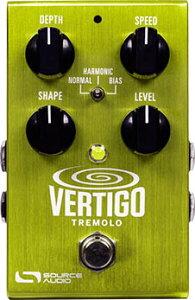 【エフェクター】★今なら当店内全商品ポイント5倍です!SOURCE AUDIO One Series Vertigo Tremolo