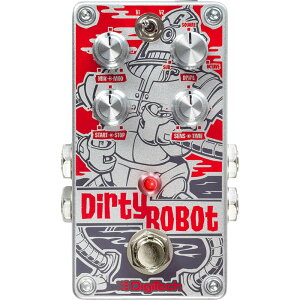 Digitech Dirty Robot 【新製品AMP/FX】