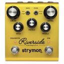 strymon Riverside [multistage drive] 【11月中旬発売予定】 【新製品AMP/FX】