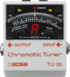 �ڥ��塼�ʡ��ۡ�ʤ���Ź�������ʥݥ����5�ܤǤ���BOSS TU-3s Chromatic Tuner �ڴ�ָ���...