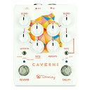 Keeley Electronics Caverns Delay Reverb v2 【期間限定円高還元セール】 【新元号決定記念キーリー Tシャツプレゼントキャンペーン!】