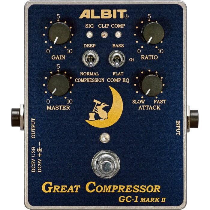 ALBIT GREAT COMPRESSOR/GC-1 MARK II
