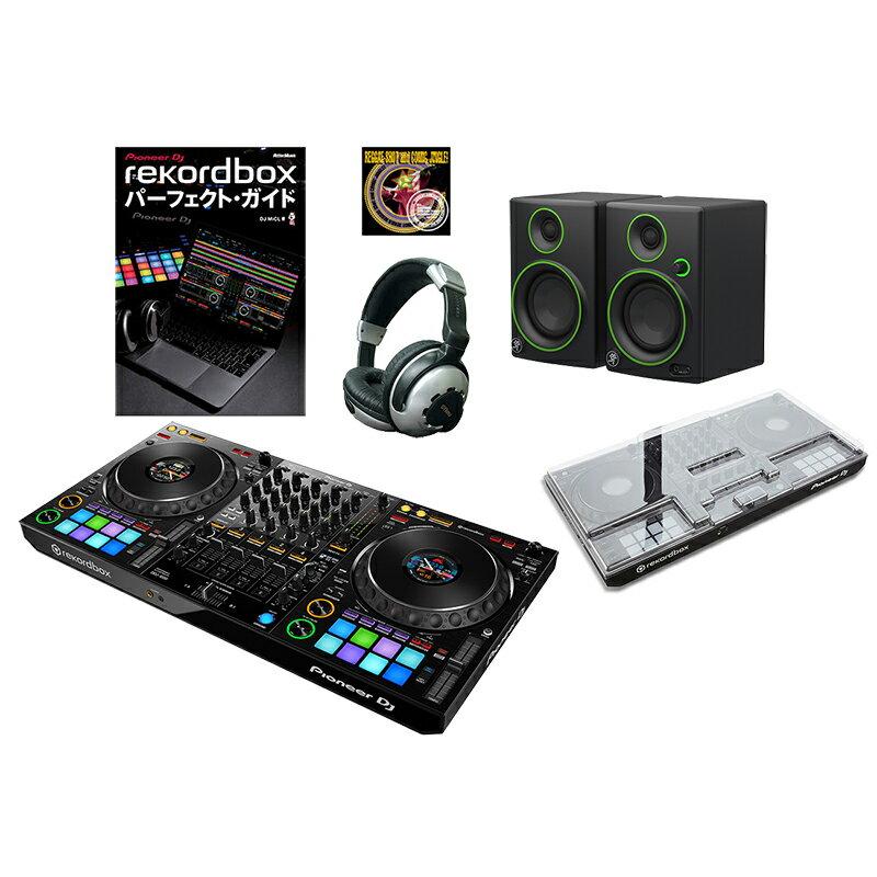 DJ機器, DJコントローラー Pioneer DJ DDJ-1000 DJ6
